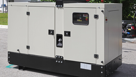 POWER BACKUP GENERATORS