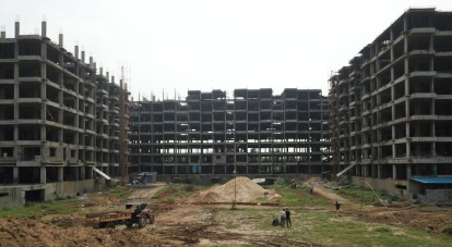 Lakshmi Constructions Site Photos